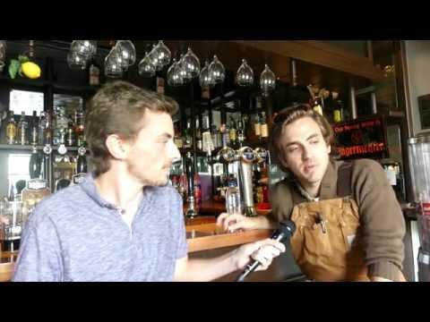 Andrew Combs Interview, Nottingham - yourlifeinasong.com @LifeInASong_UK