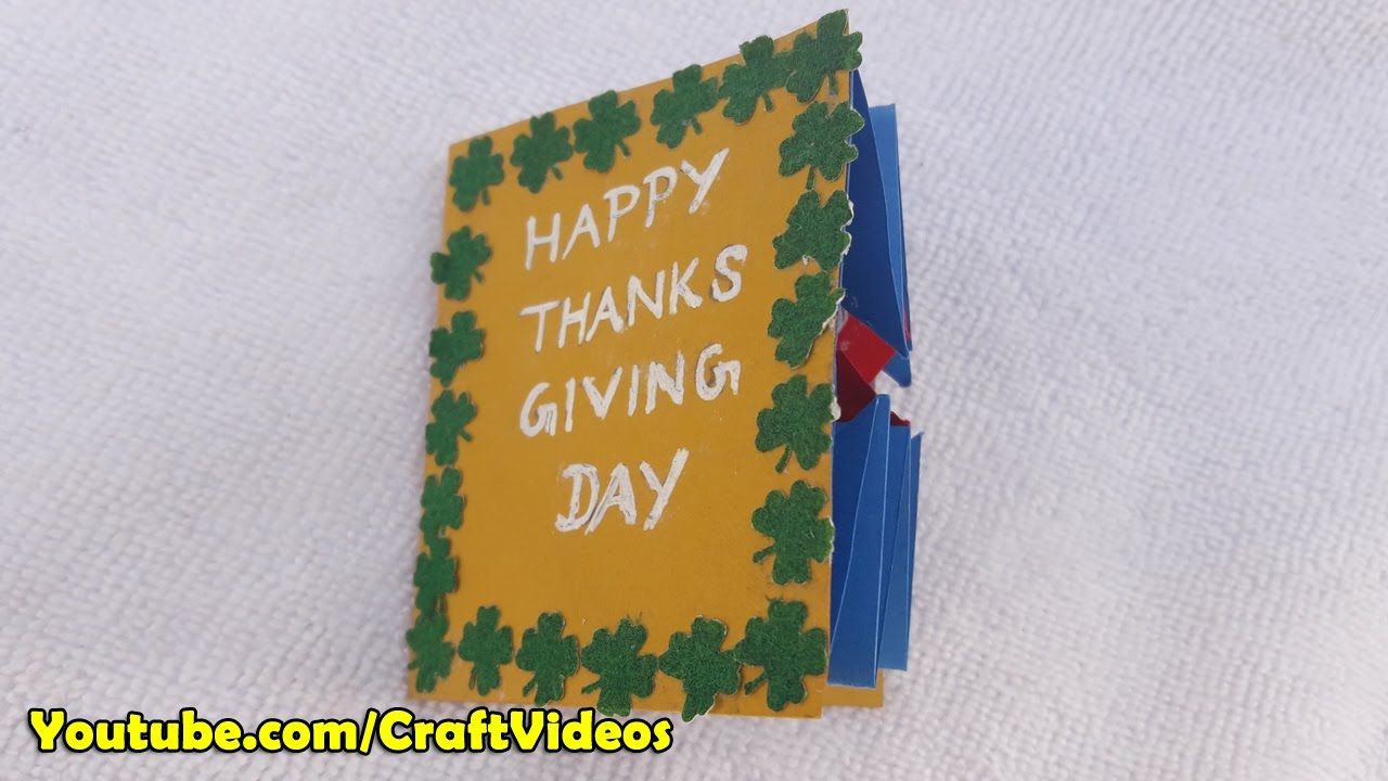 Teachers Day Greeting Card Ideas How To Make Thank You Cards Thank