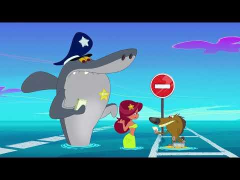 Download हिंदी Zig & Sharko - The Were-Yena / Cop Duty 👨✈ Full Compilation 2019 - Hindi Cartoons for Kids Mp4 baru