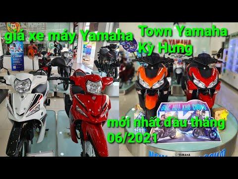 Báo giá xe máy Yamaha mới nhất đầu tháng 06 tại Town Yamaha Kỳ Hưng | Giá xe Sirius,Jupiter mới nhất
