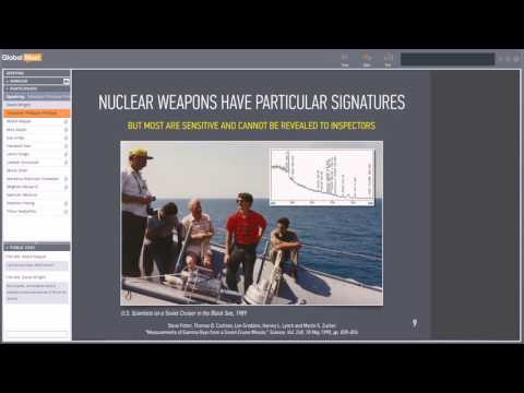Sebastien Philippe: A Zero Knowledge System for Nuclear Weapons Verification