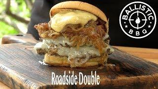 Roadside Double Burger | Shake Shack Copycat Recipe!