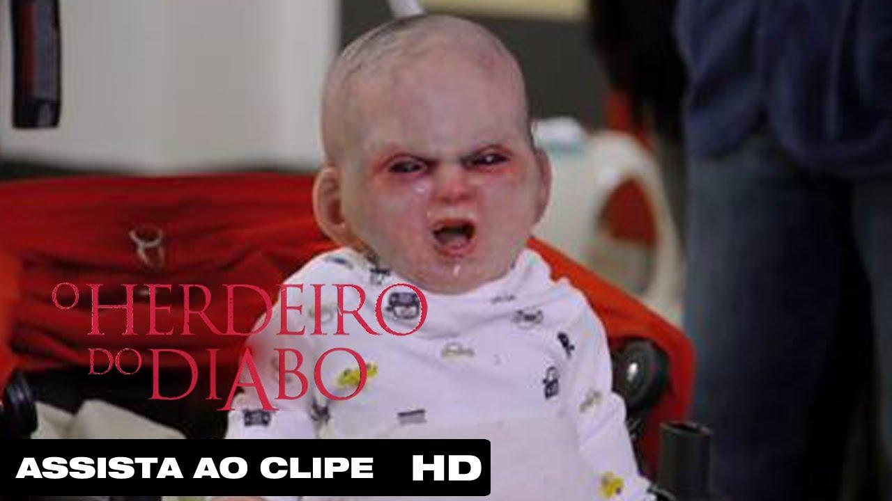 Herdeiro Do Diabo for o herdeiro do diabo   o ataque do bebê diabo   clip hd - youtube