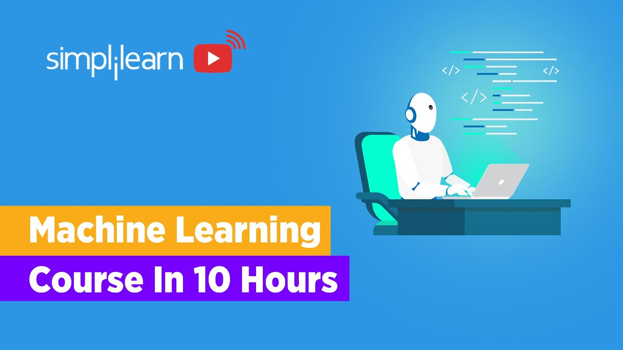 Machine Learning Course   Machine Learning Full Course In 10 Hours   Machine Learning