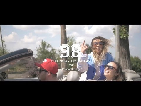 TR1B (Mario V, Liry, ENERGIA) feat. Passcall & OvP – 98 (Videoclip oficial)