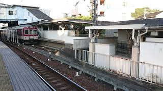 南海高野線 河内長野駅6200系(6507+6505編成) 回送通過