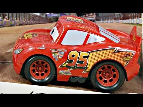 Funny Talkers Lightning Mc Queen / Zabawny Gaduła McQueen - Cars - Disney / Pixar - CCG46