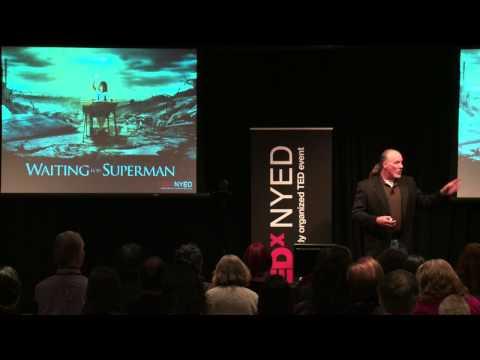 TEDxNYED - Will Richardson - 03/05/2011 - YouTube