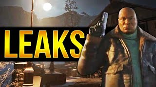 WWII Zombies ☆ GAMEPLAY LEAKS! NEW BONUS MAP!