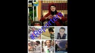 #Reporters funny reporting in Pakistan