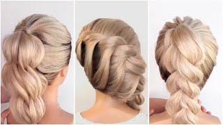 Женские прически на длинные волосы Укладка волос Прически для женщин