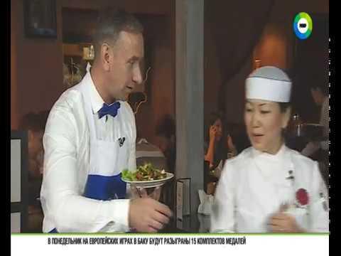 Рецепт корейского салата Ве-ча Рубрика Пора завтракать. без регистрации и смс