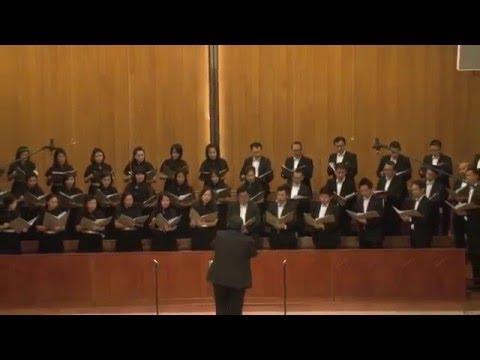 "Gloria Dei Cantores - ""The Peace of God"" - John Rutter"