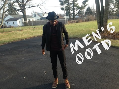 Mens OOTD - Retro Fit, Zara, Bullhead Denim, American Eagle