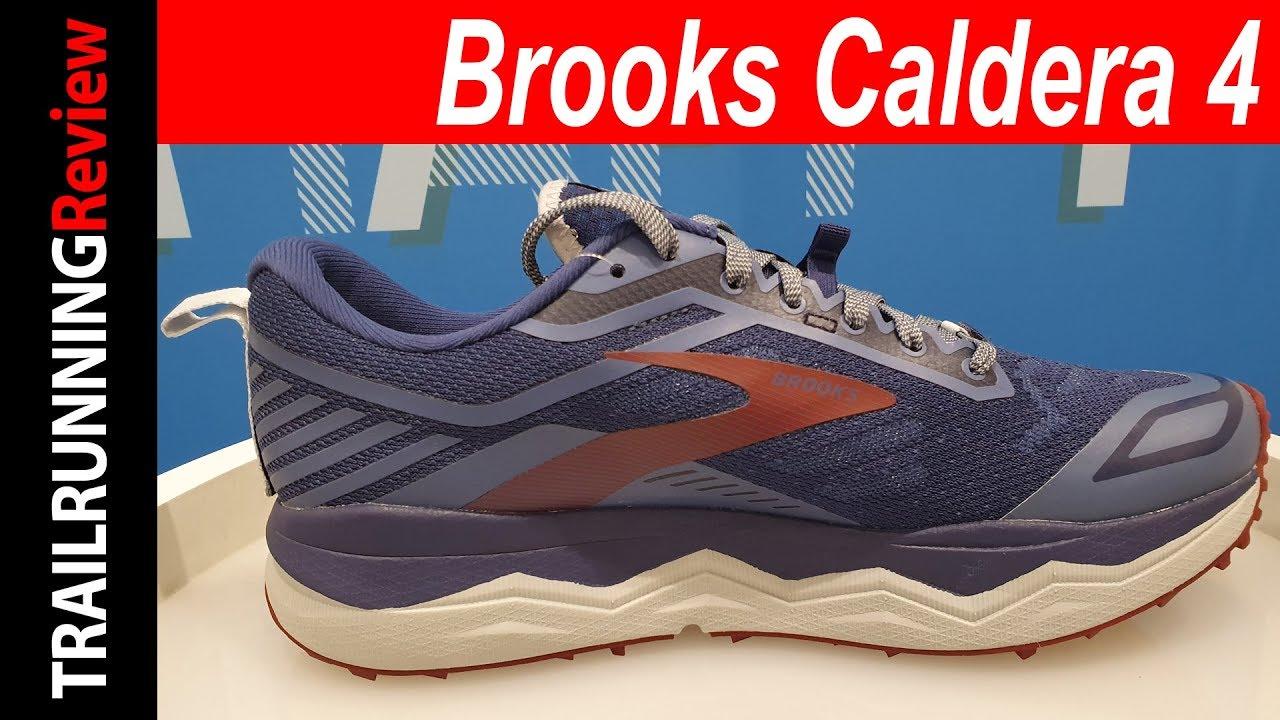 controlador Multa Prohibir  Brooks Caldera 4 Preview - La más amortiguadas de Brooks - YouTube