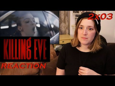 "Killing Eve Reaction 2x03 ""The Hungry Caterpillar"""