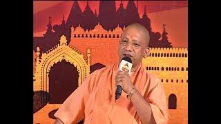 UP Shikhar Sammelan: FULL INTERVIEW: BSP, SP coalition was a DEAL: Yogi Adityanath