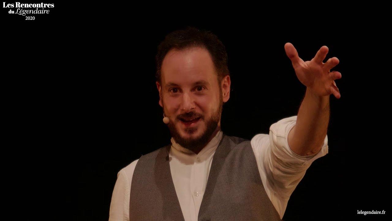 Vidéo : 2 contes de la Ruche au Festival le Légendaire confiné