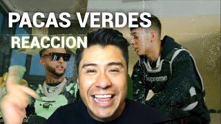 REACCIONANDO A Ovi x Natanael Cano - Pacas Verdes [Official Video]
