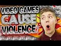 The Problem With Video Games and Aggression