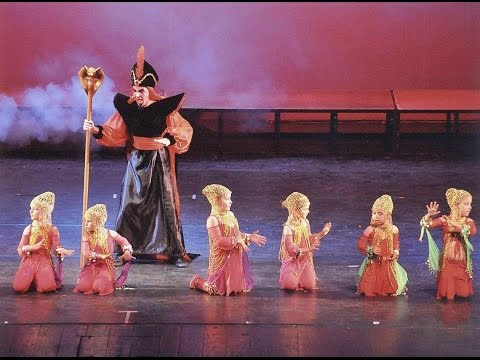 "Musical ""Aladdin"" - Le notti d'oriente (Daniele Filipuzzi)"
