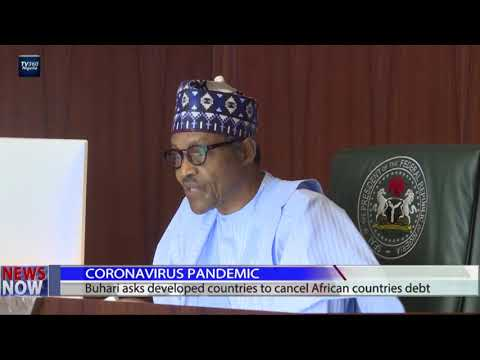 Coronavirus Pandemic: Buhari asks developed countries to cancel African countries debt