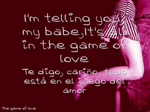 The game of love- Carlos Santana ft. Michelle Branch