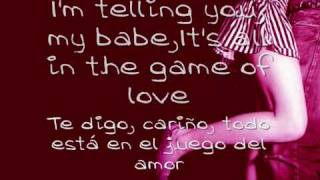 The Game Of Love Carlos Santana Ft Michelle Branch