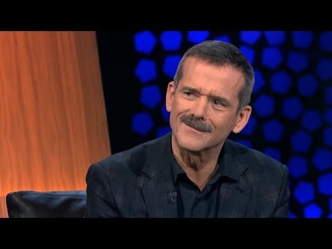 Commander Chris Hadfield Interview| The Late Late Show
