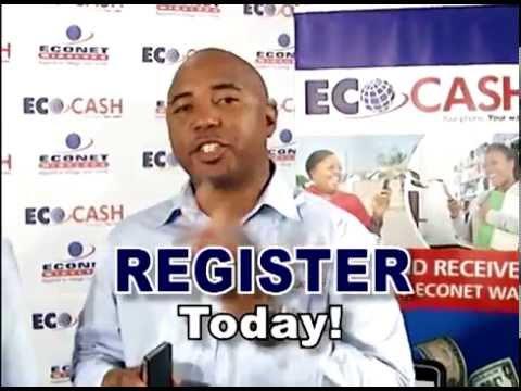 EcoNet EcoCash Inspired Talk