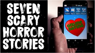 The Dangers of Swiping Right  7 Scary Stories