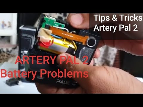 Repair Artery PAL 2 - Battery Charging Problems