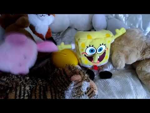 Spongebob Plush: Band Geeks Clip Big Meaty Claw