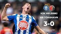 HJK TV: HJK Helsinki vs HB Tórshavn 3-0 (2-0)
