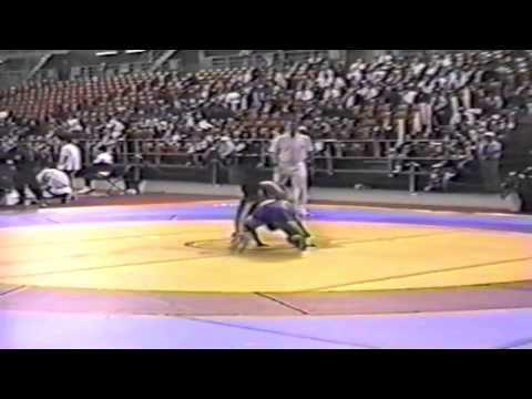 1994 World Cup: 52 kg Zeke Jones (USA) vs. Mevlana Kulac (TUR)