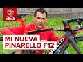 La Pinarello F12 de Sebastian Haedo   Presentador de GCN en español