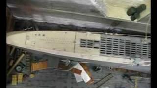 U- BOOT 552 in bacino a BREST. Com. ERICH TOPP (rc)