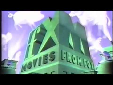 FXM: Movies From Fox 1995 Genre Idents