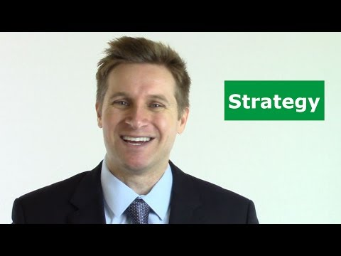 Business Strategy in 10 minutes (Focus)