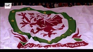 Sgorio Rhyngwladol: Cymru v Sbaen | Wales v Spain | YN FYW | LIVE | S4C