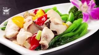 菜心炒魚片你吃過嗎?營養又低脂,好吃不長肉!【掌廚美食教程】菜心炒魚片