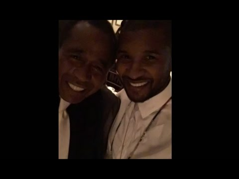 Free Download Usher Celeberates Ben Vereen's Birthday At The New York Friars Club Mp3 dan Mp4