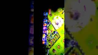 Saya akan memainkan Clash of Clans TH 11 saya menggunakan miner work simak videonya oke