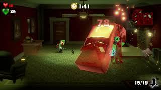 Luigi's Mansion 3 - ScareScraper 10F Completed (Solo)