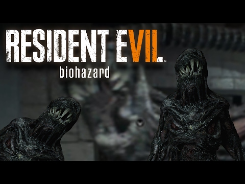 Resident Evil 7 | Mold Men?! | Part 4