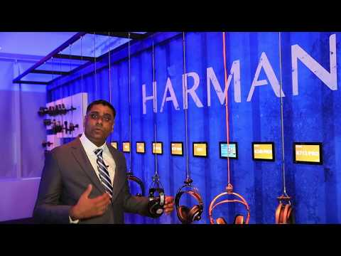 Introducing the HARMAN Singapore Experience Center