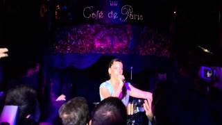 Ruth Lorenzo; Dancing in the Rain (Spain)