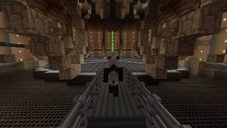 Minecraft Doctor who 10th doctor TARDIS interior