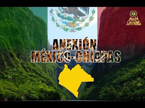 Chiapas se une a México
