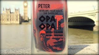 Peter Andre's Opa Opa Hot Chilli & Herb Sauce Review